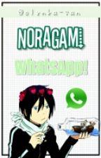 Noragami Whatsapp  by olxnka-san
