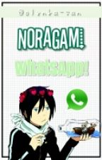 Noragami-Whatsapp by olxnka-san