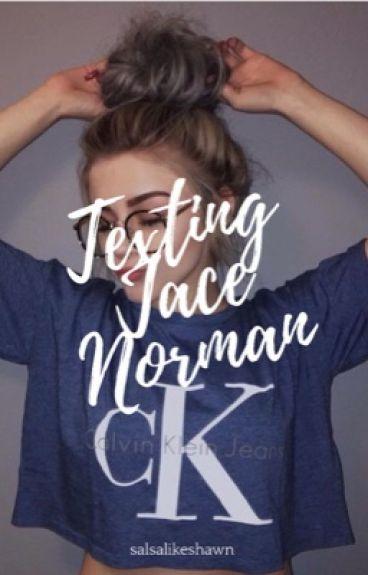 (Original) Texting Jace Norman | J.N