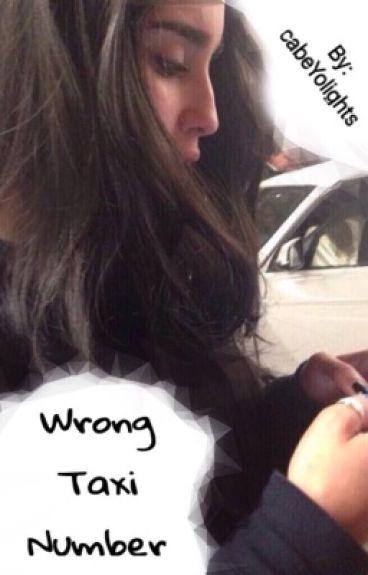 Wrong Taxi Number (camren)