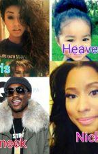 Adopted By Nicki Minaj by Trilll_Myahh