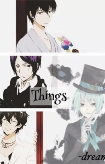 Things (Various KHR x Reader) [REQUESTS ARE OPEN]