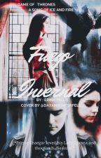 Fuego Invernal © | Lyanna Stark & Rhaegar Targaryen | by erikamills