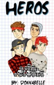 Heros • 5sos ot4 by problematic-heart