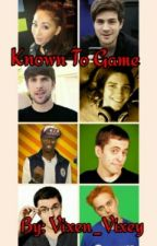 Known To Game: A Smosh Games Fan Fiction by Vixen_Vixey