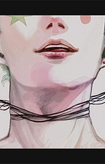 Tongue Tied {Hisoka x reader}