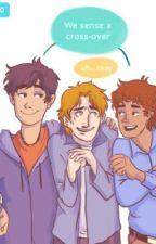 Las Crónicas de Percy Jackson y los Héroes de Asgard by SimplyJack