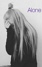 Alone. by librosrsm