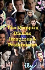 TVD Imagines & Preferences by stilessunshine
