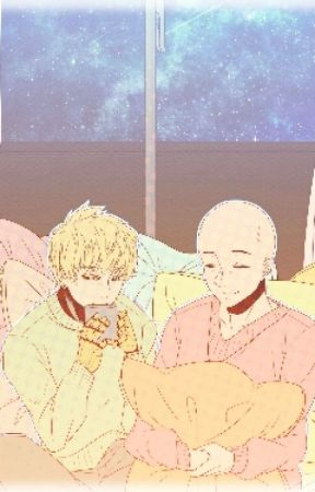 Through Time ~ Saitama X Genos by Kojinshi