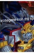 Te Protejere Con Mi Spark by esperanzayrocio
