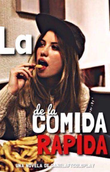 La chica de la comida rápida (Jos Canela)