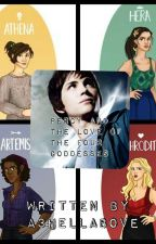Percy and The Love Of The 4 Goddess 's by A3hellabove