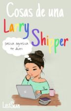 Cosas de una Larry Shipper | l.s by garchacion