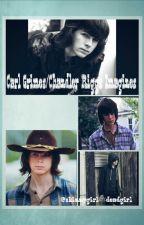 Carl Grimes/Chandler Riggs Imagines by skinnygirl_deadgirl