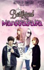 Ang Bestfriend Kong Manggagaya [SLOW UPDATE] by ziamislove143