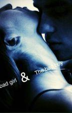 The bad girl and the bad boy by EmiliHodaj