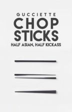 Chopsticks by gucciette