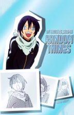 A Book for Random Things by Artemis_Senpai