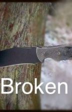 Broken(Rick Grimes) by BottleFlipper09999