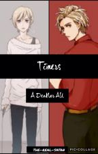 Timers (A DenNor AU) by the-real-satan