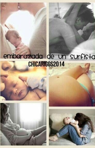 Embarazada de un Surfista