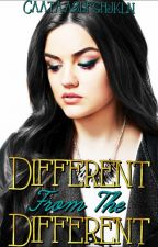 Different From The Different (Crossover PJO y Marvel) //D2 by CaataMorgado