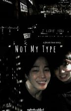 """ Not my type "" by JIKOOKOFFICIALS"