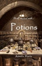 Potions by AnnaBananaron