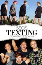 Texting ✉️ || 5SOS by szampanskadama