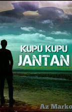 KUPU KUPU JANTAN by azmarko22