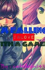 I'm falling INLOVE with a gamer by Cathleen134