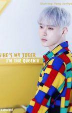 /Дууссан/ ♛He's my Joker, I'm the Queen♛ {Gift for Нани} by xxanuxxi