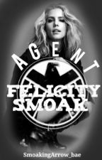 Agent Felicity Smoak  by SmoakingArrow_bae