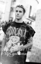 Justin Bieber / Jason McCann Imagines by alexraeli