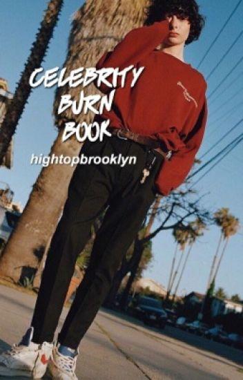 Celebrity burn book
