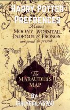 Harry Potter Prefrences  by GirlyGirl45960