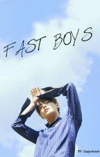 Fast Boys │Vmin - Yoonkook│ by onepieceee