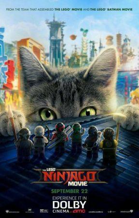 Ninjago News And Stuff {FINISHED} - New Ninjago Movie Poster - Wattpad