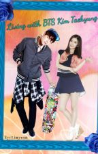 Living with BTS Kim Taehyung by krungpopwendy17