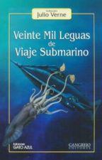 Veinte Mil Leguas de Viaje Submarino by YamiletDelOrbe