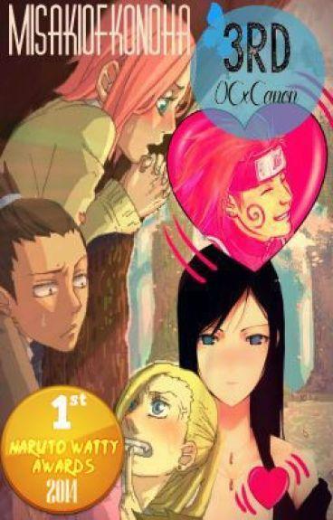 The Mad Kunoichi Has A Crush On Who?! (A Choji Akimichi Love Story)