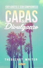 Capas & Divulgação by TheSecret_Writer