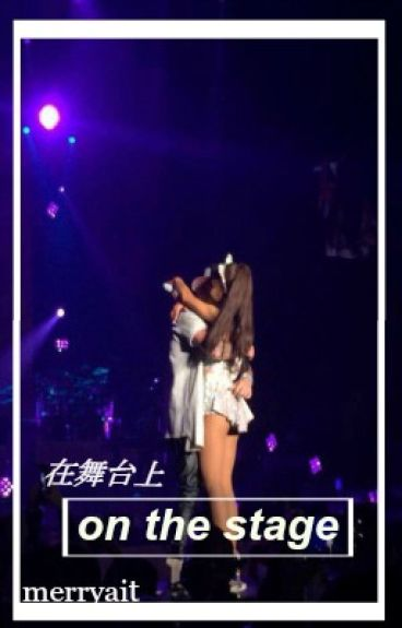 on the stage; jariana