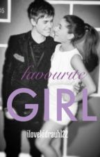 Favourite girl ( Justin Bieber  and ariana grande love story ) *ON HOLD* by ILOVEKIDRAUHL22
