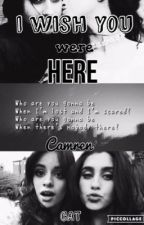 I wish you were here - Camren PRÓXIMAMENTE POR ACTUALIZAR by camEElaCeviche