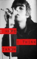 I hope, I Think, I know (An Oasis bandfiction) by alex_ann_93