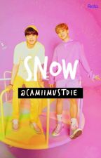 ❝Snow❞ 슈가 × 지민. by camiimustdie