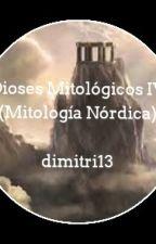 Dioses Mitológicos IV (Mitología Nórdica) by dimitri13