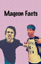 Magcon Facts by CharlyMagcult